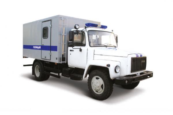 Автозак Газ 3309 двигатель ММЗ Д-245.7