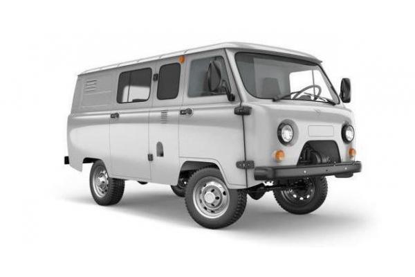 Грузопассажирский фургон УАЗ 390995 5 (или 7) мест