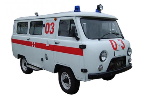АСМП УАЗ 39623 класс А