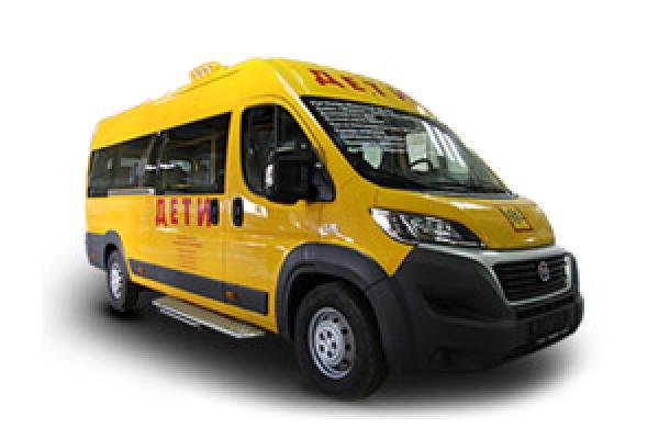 Школьный автобус Fiat Ducato XLWB (экстра-длинная колесная база) 22 мест