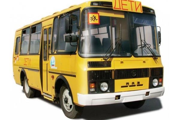 Школьный автобус ПАЗ-32053, мест 20+2 для сопровождающих