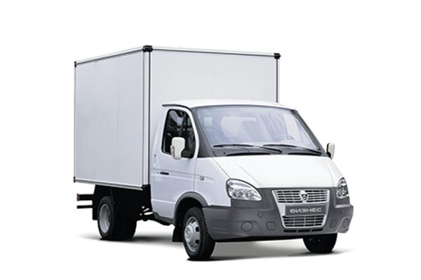 Фургон изотермический Газель Бизнес 3302 (утеплитель 100мм)