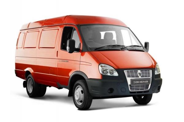 Фургон Газель Бизнес 2705 3-местная, бензин