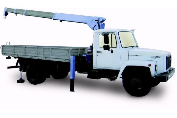 Манипулятор  Газ 3309