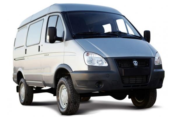 Фургон Соболь Бизнес- 2752, бензин