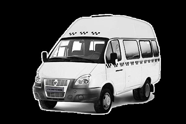 Микроавтобус Газель Бизнес 322133 с высокой крышей, 15 мест, двигатель УМЗ бензин