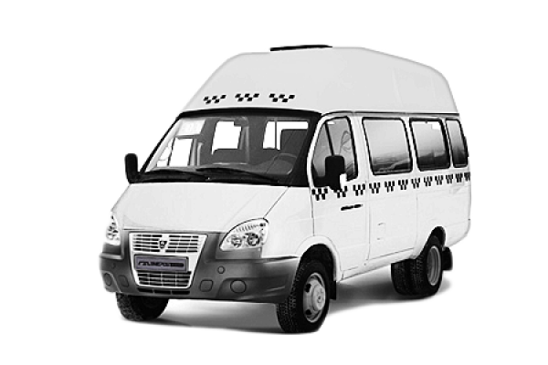 Микроавтобус Газель Бизнес 322133 с высокой крышей, 15 мест, двигатель Cummins дизель
