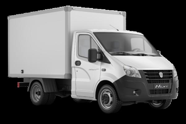 Изотермический фургон Газель Next (ГАЗ-А23R32) 4м, бензиновый двигатель