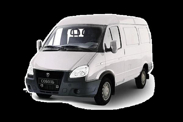 Грузопассажирский фургон Газель Соболь 7 мест полноприводный, двигатель Cummins дизель