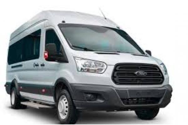 Автобус Ford Transit (Маршрутный) 20+2+1