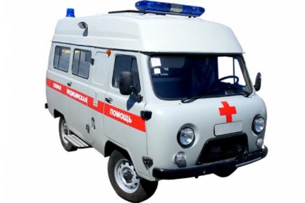 АСМП УАЗ 39623 класс B