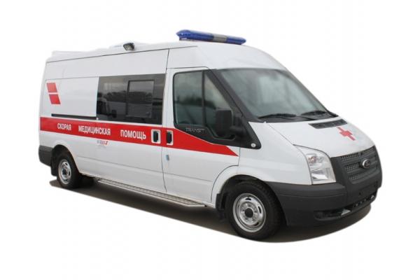 АСМП Ford Transit класс А LWB