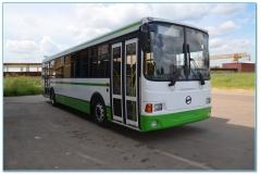 Автобус ЛИАЗ-5256 пригородный 2-дверный, мест 44/88