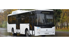 Автобус КАВЗ-4270-70 (газовый), городской, мест 28/84
