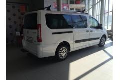 Микроавтобус Fiat Scudo Combi 2.0 8+1 мест, длинная колесная база