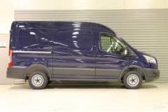 Фургон цельнометаллический Ford Transit масса с нагрузкой 3100 кг