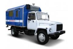 Аварийная водопроводно-канализационная мастерская ГАЗ