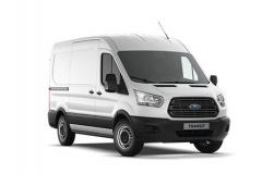 Фургон цельнометаллический Ford Transit масса с нагрузкой 3500 кг
