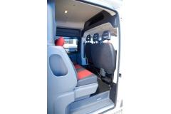 Грузопассажирский фургон Fiat Ducato Снукс 6+1 мест