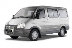 Микроавтобус Соболь Бизнес- 2217, 6 мест, заднеприводный, двигатель УМЗ бензин