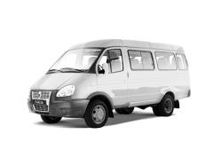 Микроавтобус Газель Бизнес 32212 12 мест, двигатель Cummins дизель