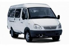 Микроавтобус Газель Бизнес 3221 8 мест двигатель Cummins дизель