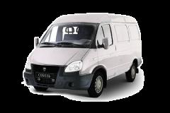 Грузопассажирский фургон Газель Соболь 7 мест полноприводный, двигатель УМЗ бензин