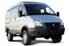Фургон Соболь Бизнес- 2752, дизель