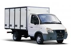Хлебный фургон (хлебовозка) Газель Бизнес 128 лотков