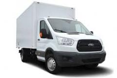 Промтоварный фургон Ford Transit масса с нагрузкой 3100 кг