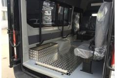 Катафалк Ford Transit 350