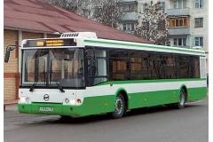 Автобус ЛИАЗ-5292 городской низкопольный, мест 28+1/108