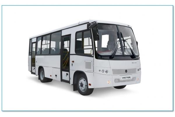 Автобус ВЕКТОР 4 8.5м (ПАЗ-320412), городской/пригородный
