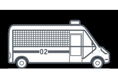 Автозак (автомобиль для перевозки заключенных)