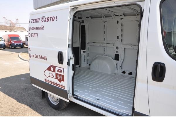 Цельнометаллический фургон Fiat Ducato