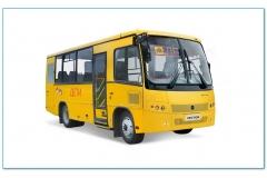 Школьный автобус ВЕКТОР 4 7.6м (ПАЗ-320470-04) 22 места двигатель ЯМЗ дизель
