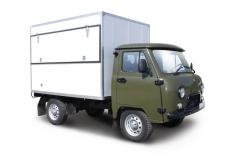 Автолавка (магазин на колесах) УАЗ