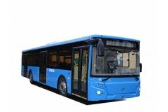 Автобус ЛИАЗ–5292 рестайлинг, городской низкопольный, мест 18+1/108