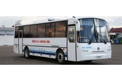 Автобус КАВЗ-4238-72 (газовый), пригородный/междугородный, мест 35/40