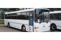 Автобус ЛИАЗ-525661 междугородный, мест 44/66