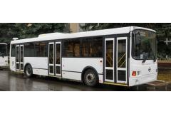 Автобус ЛИАЗ-5293 городской, полунизкопольный, мест 24+1/104