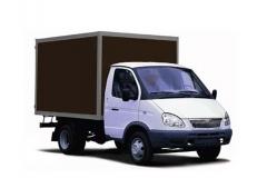 Фургон промтоварный Газель Бизнес 3302, бензин