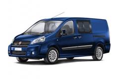 Микроавтобус Fiat Scudo Panorama Executive 2.0 7+1 мест, длинная колесная база