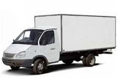 Фургон промтоварный Газель (ГАЗ-330202), удлиненный