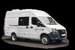 Грузопассажирский фургон Газель Next 7 мест, двигатель EvoTech 2.7 бензин