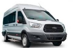 Автобус Ford Transit (Маршрутный) 18+7+1