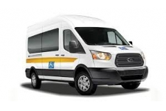 Автомобиль для перевозки инвалидов Ford Transit