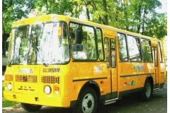 Школьный автобус ПАЗ-4234, мест 26+2 для сопровождающих